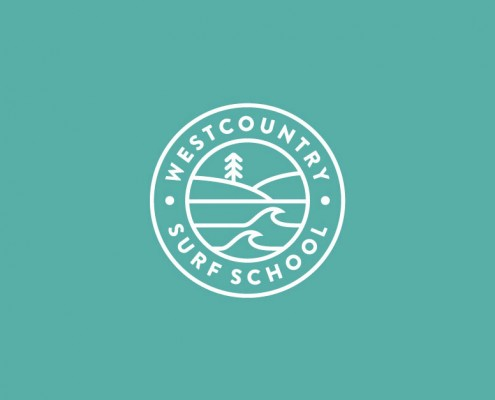 Westcountry Surf School Logo